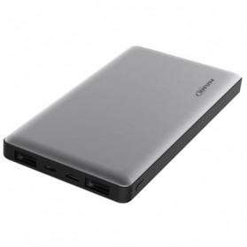 Hame P50C USB Type C Power Bank 2 Port 10000mAh - Space Gray - 2