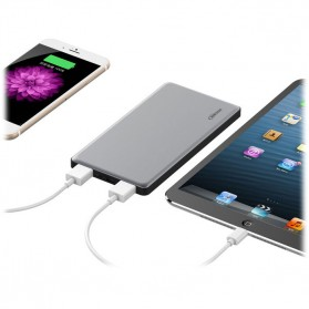 Hame P50C USB Type C Power Bank 2 Port 10000mAh - Space Gray - 5