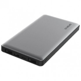 Hame P50C USB Type C Power Bank 2 Port 10000mAh - Black