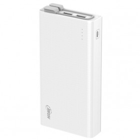 Hame QC2 Power Bank 3 Port 20000mAh QC3.0 - White - 2