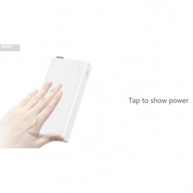 Hame QC2 Power Bank 3 Port 20000mAh QC3.0 - White - 6