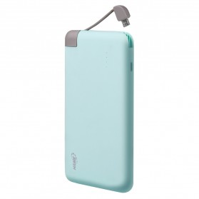 Hame T6R Superslim Power Bank 8000mAh - Blue