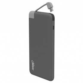 Hame T5R Power Bank 4000mAh - Gray