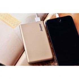 Hame Power Bank 1 Port USB 4000mAh - UE4002 - Golden - 6