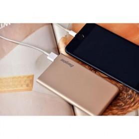 Hame Power Bank 1 Port USB 4000mAh - UE4002 - Golden - 8