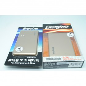 Hame Power Bank 1 Port USB 4000mAh - UE4002 - Golden - 9