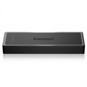 Tronsmart Presto Power Bank 1 Port USB Type C 10400mAh with Qualcomm Quick Charge 3.0 - PBT12 - Black - 5