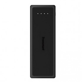 Tronsmart Presto Power Bank 1 Port USB Type C 10400mAh with Qualcomm Quick Charge 3.0 - PBT12 - Black - 6
