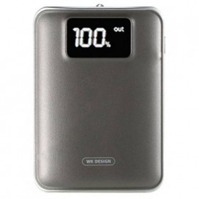 WK Dimon Power Bank 10000mAh - WP-018 - Black