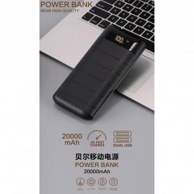 WK Bear Series Power Bank 20000mAh - WP-026 - Black - 6