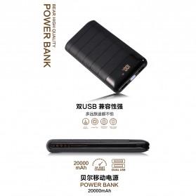 WK Bear Series Power Bank 20000mAh - WP-026 - Black - 7