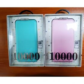 WK HK Colorful Box Series Power Bank 10000mAh - HP-067 - Black - 5