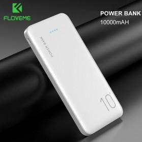 Floveme Power Bank Portable Charger 2 Port 10000mAh - FLD1864 - Black - 2