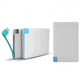 Credit Card Power Bank 3200mAh - 129032K - White - 2