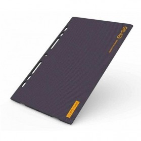Emie Power Blade Power Bank 8000mAh with Binder Book & Leather Case - Black
