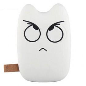 Totoro Power Bank 10400 mAh - DengYan Design - White