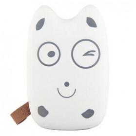 Totoro Power Bank 10400 mAh - JunJun Design - White