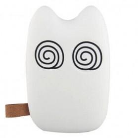 Totoro Power Bank 10400 mAh - FaYun Design - White