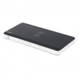 Omega Wireless Charging Power Bank 10000mAh - Black - 4