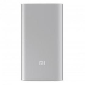 Xiaomi Power Bank 5000mAh (Replika 1:1) - Silver - 3