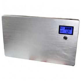 Powerbank 20000mAh Portable Power Bank For Laptop - Silver