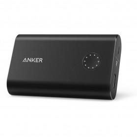 Anker PowerCore Plus Power Bank 10050mAh Qualcomm QC 2.0 - Black