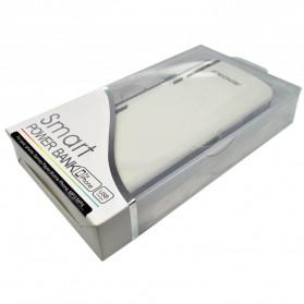 SNOOY Power Bank 3 Color Strip 3 USB Port 10400mAh - Gray - 11