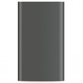 Xiaomi Power Bank Super Thin Portable USB Type C 10000mAh (Replika 1:1) - Gray - 2