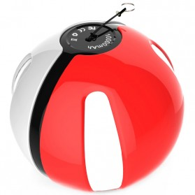 Power Bank Pokemon Pokeball 10000mAh - Red