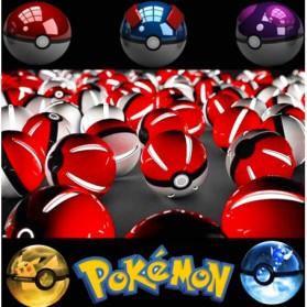 Power Bank Pokemon Pokeball 10000mAh - Red - 4