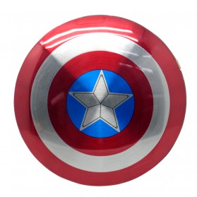 DGPOWER Power Bank Perisai Captain America 2 Port 6800mAh - CT68 - Red