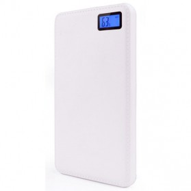 Ultra Thin Power Box 20000mAh - White