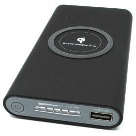 Wireless Charging Power Bank 10000mAh - 171021 - Black - 2