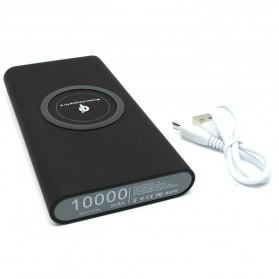 Wireless Charging Power Bank 10000mAh - 171021 - Black - 3
