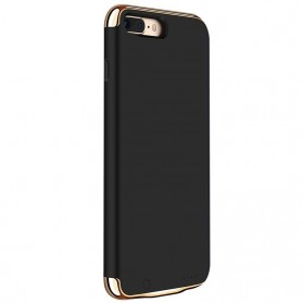 Joyroom Power Bank Case 2500mAh for iPhone 7/8 - Black Gold