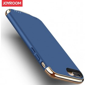 Joyroom Power Bank Case 3500mAh for iPhone 7 Plus / 8 Plus - Black Gold - 6