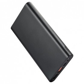 Sinofer Portable Power Bank USB Type C 3 Port 10000mAh - SP-19 - Black - 4