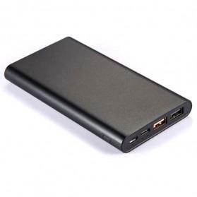 Sinofer Portable Power Bank USB Type C 3 Port 10000mAh - SP-19 - Black - 5