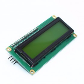 DIY LCD Display Module IIC/I2C/Interface LCD1602 - Green