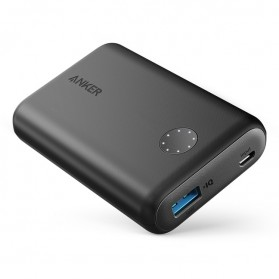 Anker PowerCore II Power Bank 10000mAh QC with Power IQ - Black