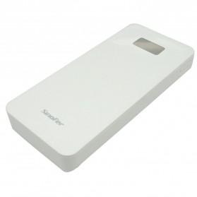 Sinofer Power Bank Ultra Thin Polymer 10000mAh (backup) - White