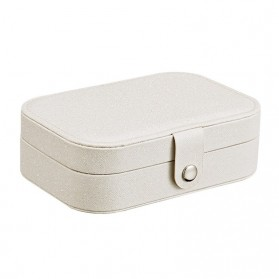 La Maxza Kotak Penyimpanan Perhiasan Organizer Jewelry Display Box - sp01161 - Pink - 4