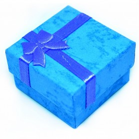 Middle Box for Jewellery / Kotak Perhiasan - Purple