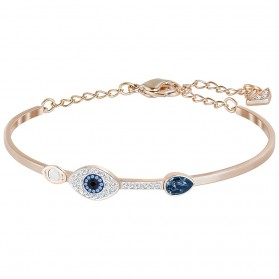 Gelang Wanita Duo Evil Eye - Golden