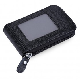 Dompet Kartu Anti RFID - KB09-3 - Black - 2