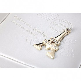 JAVRICK Kotak Penyimpanan Perhiasan Organizer Accessories - SP01161 - Black - 2