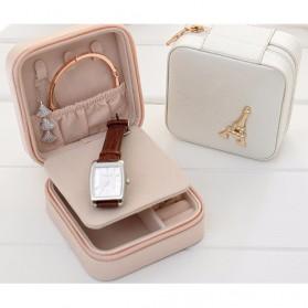 JAVRICK Kotak Penyimpanan Perhiasan Organizer Accessories - SP01161 - Black - 6