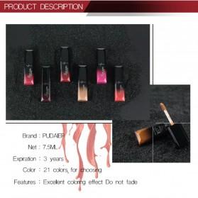 Pudaier Lip Gloss Matte Waterproof No.16 - MF1200 - 8