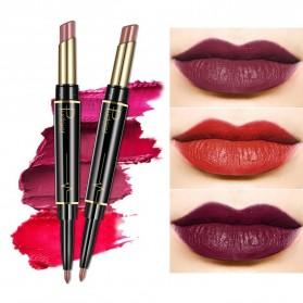 Pudaier Long Lasting Nude Color Double Head Lipstick + Lip Liner No.01 - 4