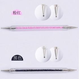 Kuas Kutek Kuku Nail Art Tool Dotting Pen 5 PCS - SKU000222 - Multi-Color - 7